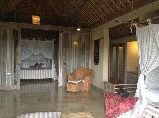 Wapa di Ume Resort and Spa : Terrace Villa With Pool