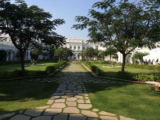 Taj Falaknuma Palace : Gardens