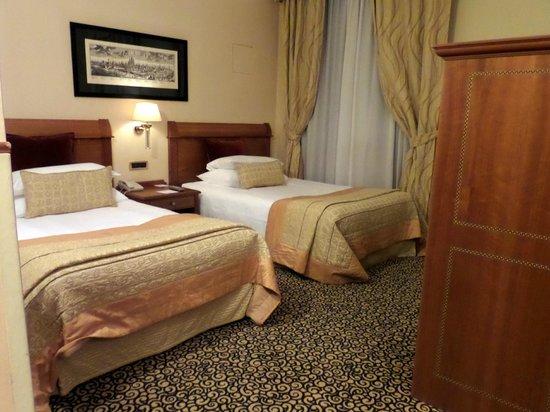Hotel Dei Cavalieri: Camera