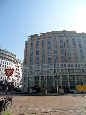 Hotel Dei Cavalieri: Esterno