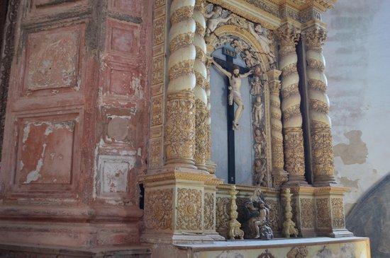 Inside Se Cathedral