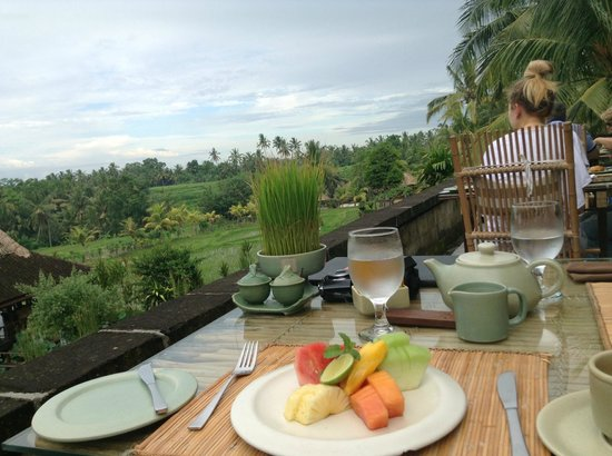 Wapa di Ume Resort and Spa : Breakfast
