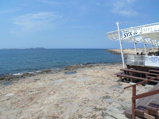 Cafe Mambo : Ocean views