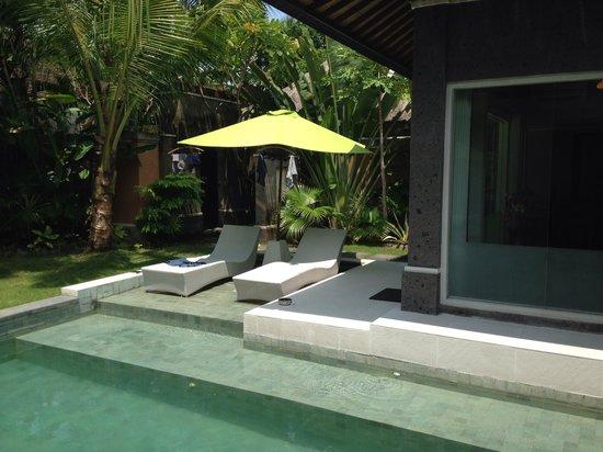 The Buah Bali Villas: プール