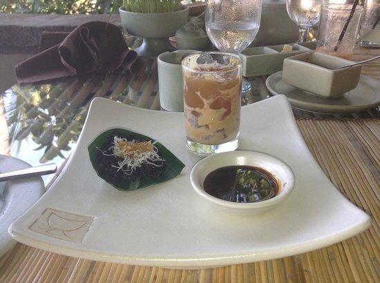 Wapa di Ume Resort and Spa : Dessert