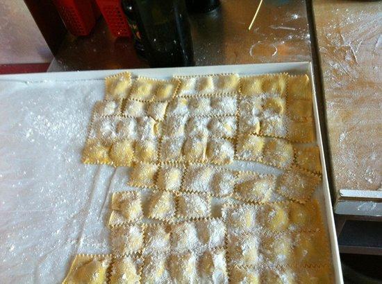 Mongaletto Ristorante: ravioli