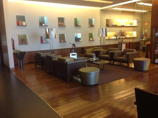 Hilton Vilamoura As Cascatas Golf Resort & Spa: Inside spa