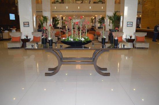 Media Rotana: Main Entrance Lobby