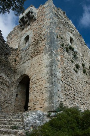 Castell d Alaro: Gatehouse