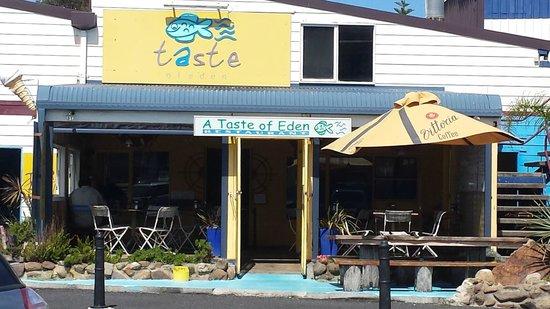 A Taste of Eden: Best cafe in Eden!