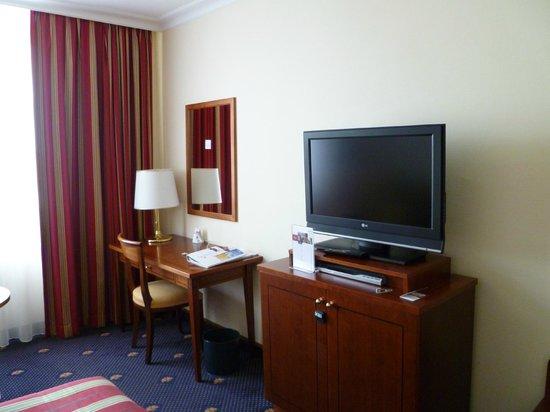 Vienna House Diplomat Prague: Hotel Room