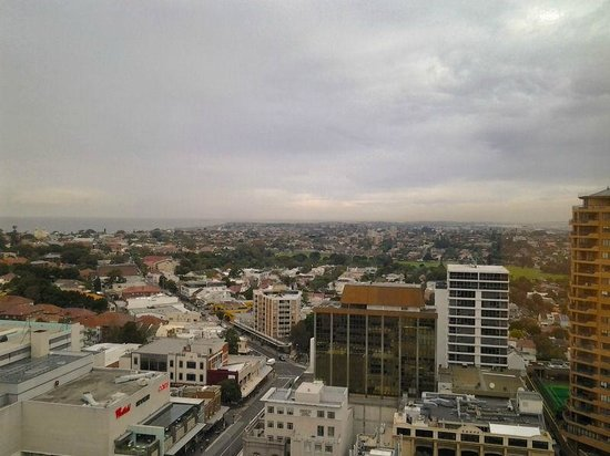 Meriton Serviced Apartments Bondi Junction : View.Towards QueensPark