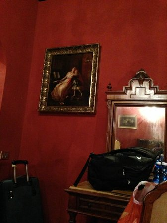 Boutique Hotel Campo de Fiori: Our Room