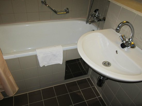 Hotel Hungaria City Center: Toilet 2