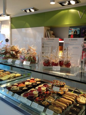 VDC @ Home : French patisserie at VDC@HOME, Friary Road in Naas