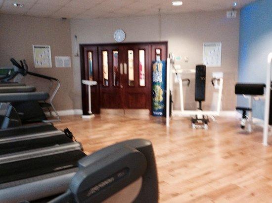 Liverpool Marriott Hotel City Centre : Fitness center