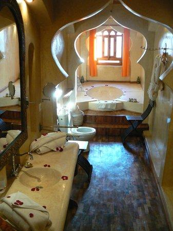 Riad Chbanate: salle de bain