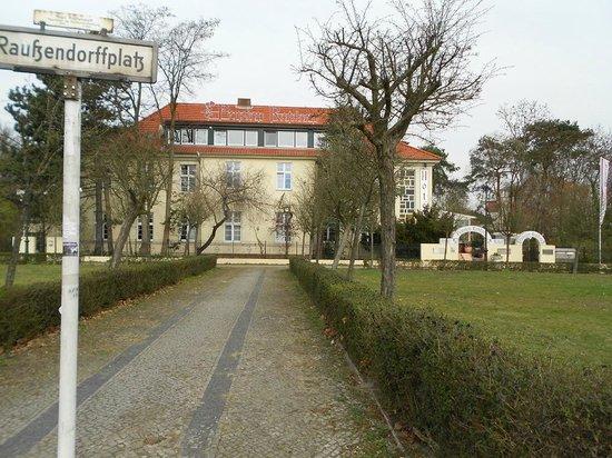 Hotel Rotdorn: die schöne Ansicht von der Straße aus