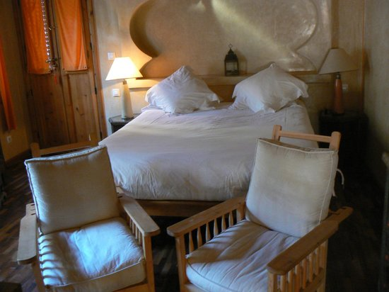 Riad Chbanate : chambre