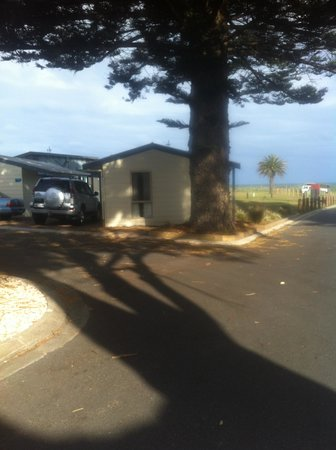 NRMA Victor Harbor Beachfront Holiday Park : nice, clean cabins
