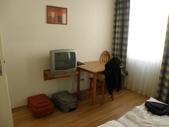 Hotel Geblergasse: stanza 203