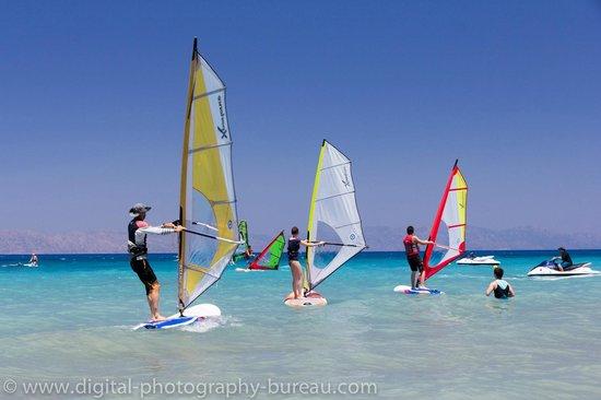 Surfers Paradise - Windsurf Club Ixia Rhodes