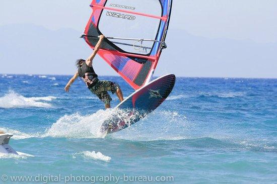 Surfers Paradise - Windsurf Club Ixia Rhodes: At Surfers Paradise