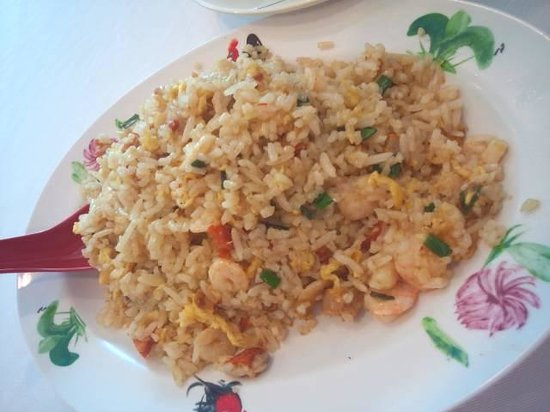 Hillman Restaurant: 揚州チャーハン