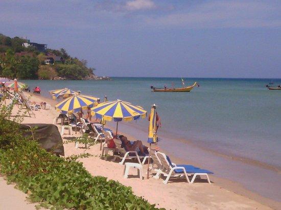 Kamala Beach Resort (a Sunprime Resort): Kamala beach