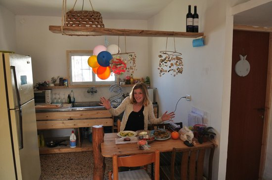 Juha's Guesthouse: Kitchen