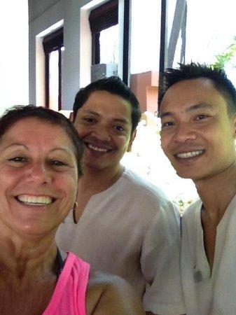 Renaissance Koh Samui Resort & Spa: Le personnel très agréable