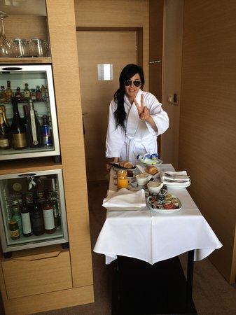 Hotel Bevanda: Super colazione