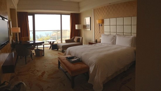Fairmont Yangcheng Lake : Hotel room