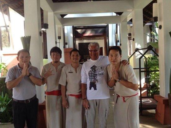 Renaissance Koh Samui Resort & Spa: Merci pour votre gentillesse
