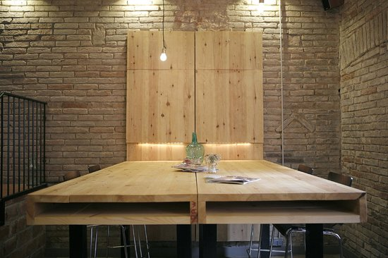 Somewhere Cafe: entrada