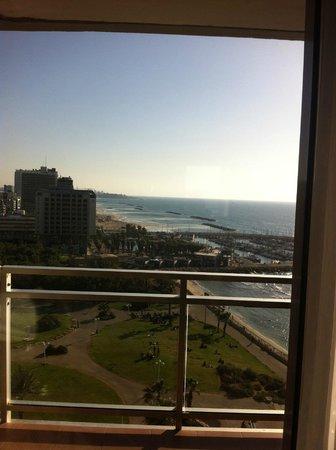 Hilton Tel Aviv: belle vue