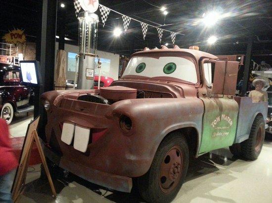 tow mater picture of celebrity car museum branson tripadvisor