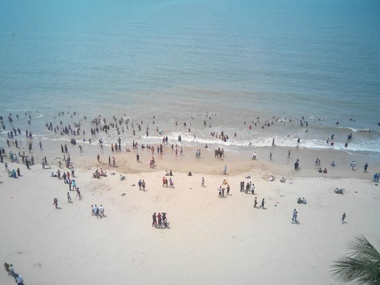 Novotel Mumbai Juhu Beach: Dhuleti day