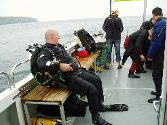 Scimitar Diving: Relaxed diving the way it should be.