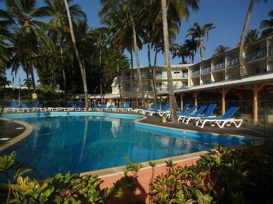 Carayou Hotel & Spa: PISCINE
