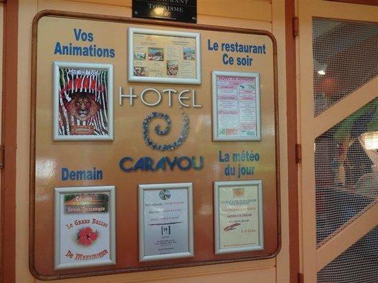 Carayou Hotel & Spa: RESTAURANT