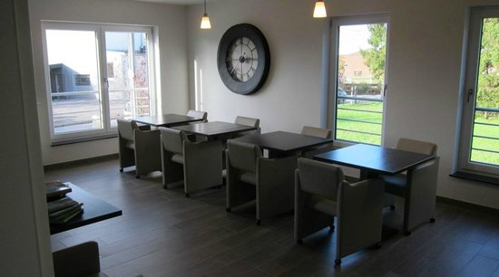 Eupen Inn: Salle petit déjeuner