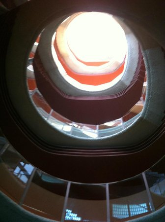 Gloria Palace Amadores Thalasso & Hotel : stairs