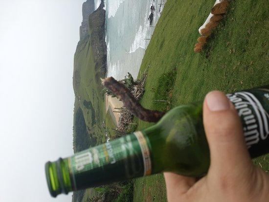 Wild Lubanzi Backpackers Lodge : Three B's of paradise- Beer, Biltang & Beach