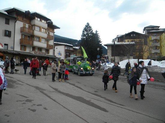 Hotel Andalo: sfilata martedì grasso ad Andalo