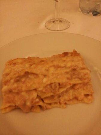 Hotel Universo: pasta al forno