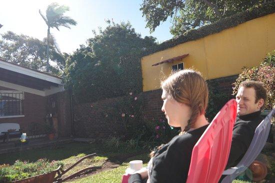 Dai Nonni Hotel : Sonne tanken
