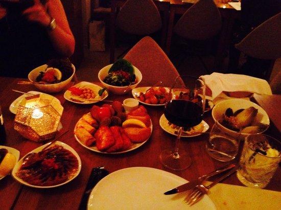 Occo Restaurant: Mycket mat!