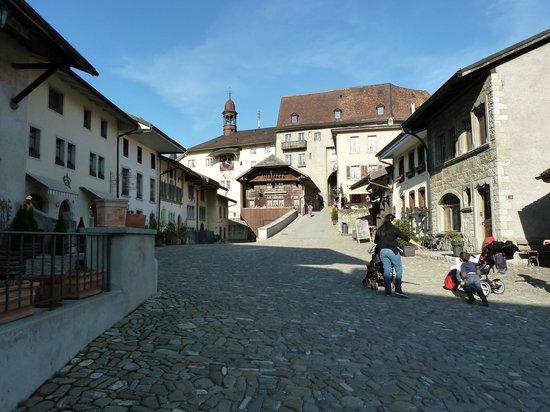 La Fleur de Lys : Il borgo medievale