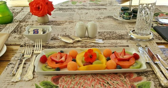 Blaauwheim Guest House: Breakfast @ Blaauwheim